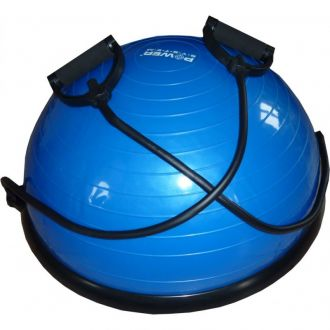 POWER SYSTEM BALANCE BALL SET 2 ROPES blue
