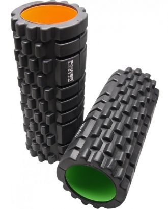 POWER SYSTEM Fitness Roller Green