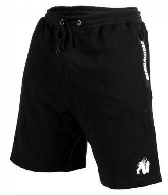 GORILLA WEAR Pittsburgh Sweat Shorts Black