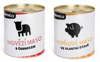 Gastro Masové konzerv