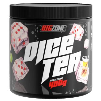 Big Zone Dice Tea Citron 100 Gramů