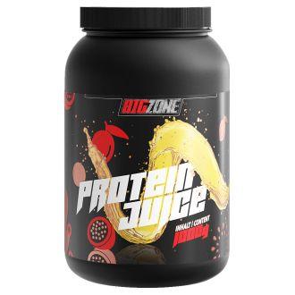 Big Zone Protein Juice Mango, Marakuja 1000 Gramů