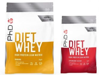 Diet Whey 1kg cherry