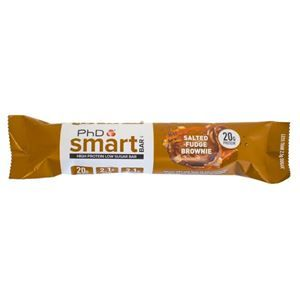 Smart Bar 64g salted fudge brownie
