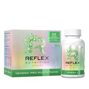Reflex NEXGEN PRO + OMEGA 3
