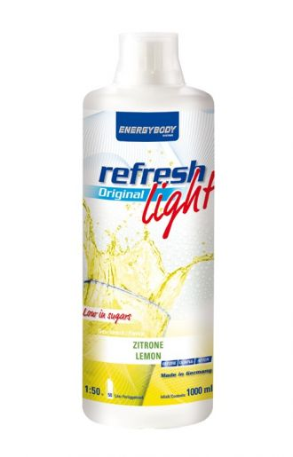 Refresh Light Original 1L citrom