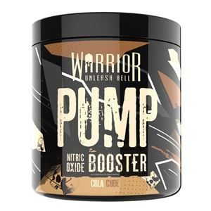 Warrior Pump 225g cola cube