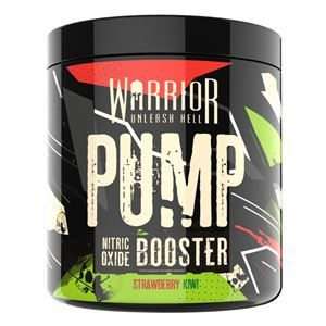 Warrior Pump 225g strawberry kiwi