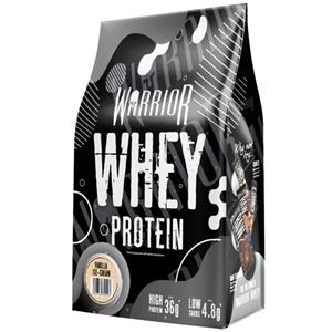 Warrior Whey Protein 1kg vanília + Creatine Micronised 300g ZDARMA