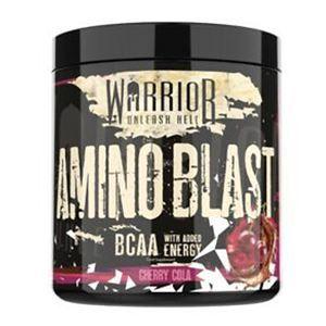 Warrior Amino Blast 270g cherry cola