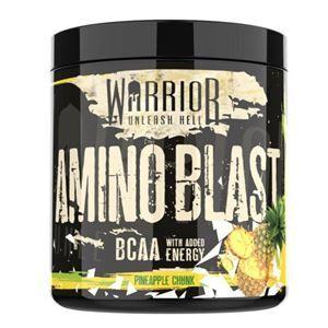 Warrior Amino Blast 270g pineapple crush