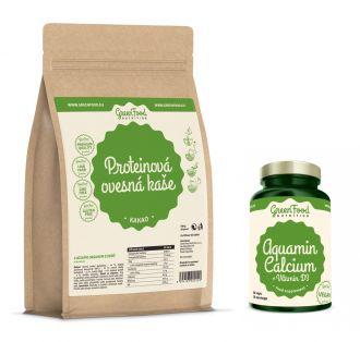 GreenFood Proteinkása Gluténmentes, zab 500g