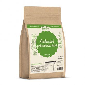 GreenFood Proteinová pohanková kaše bezlepková 500g kakaová