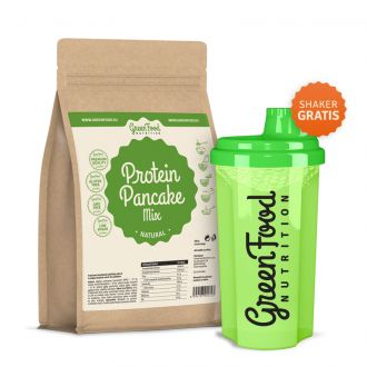 GreenFood Fehérjepalacsinta, gluténmentes 500g natural