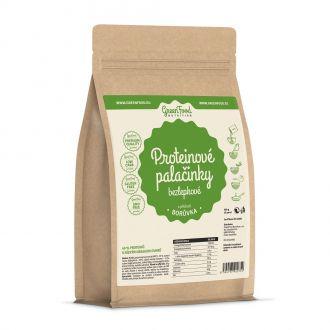 GreenFood Proteinové palačinky bezlepkové 500g áfonya