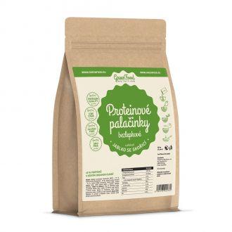 GreenFood Proteinové palačinky bezlepkové 500g Fahéjas alma