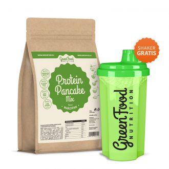 GreenFood Nutrition Fehérjepalacsinta, gluténmentes  marcipán