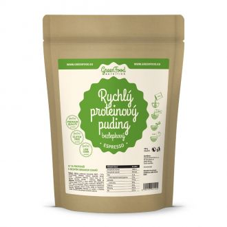 GreenFood Nutrition Gyors, gluténmentes fehérjepuding