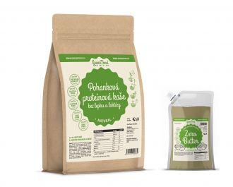 GreenFood Proteinkása, glutén- és laktózmentes, hajdina 500g