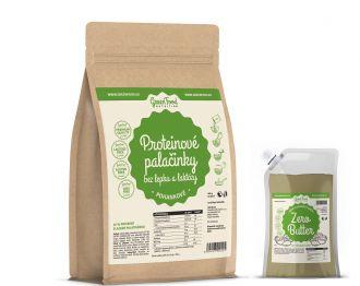GreenFood Proteinpalacsinta, glutén- és laktózmentes, hajdina 500g