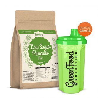 GreenFood Nutrition LOW CARB palačinky bez lepku a laktózy