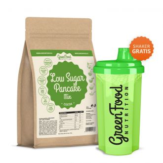GreenFood Nutrition LOW CARB palacsinta, glutén és laktózmentes