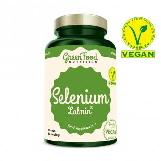 GreenFood Selen Lalmin® 30 kapszula