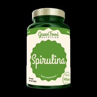 GreenFood Spirulina 90 kapszula