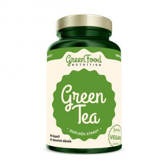 GreenFood Zöld tea 90 kapszula