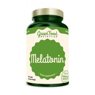 GreenFood Melatonin 60 kapszula
