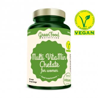 Multi VitaMin Chelate nőknek