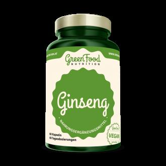 GreenFood Nutrition Ginseng
