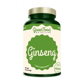 GreenFood Nutrition Ginseng