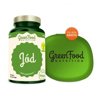 GreenFood Nutrition Jód