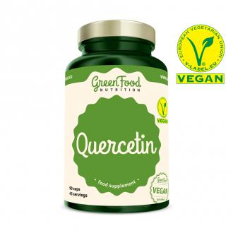GreenFood Nutrition Quercetin vegan caps