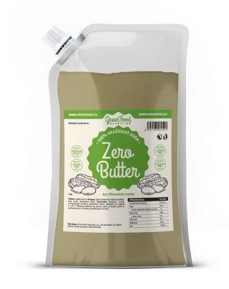 GreenFood Nutrition ZERO BUTTER Arašídový