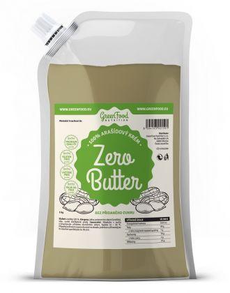 GreenFood Nutrition ZERO BUTTER Földimogyoró