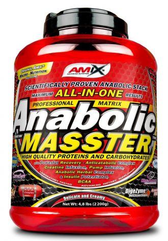 AMIX ANABOLIC MASSTER 2200g