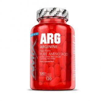 AMIX Arginine 500mg 120caps
