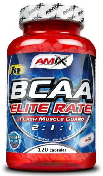 AMIX BCAA Elite rate 120caps