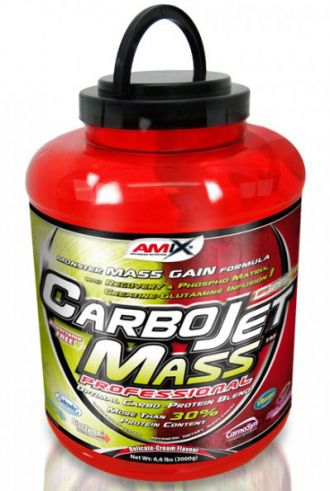 AMIX CarboJet Mass Professional 3000g