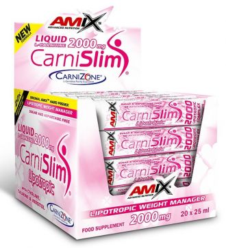 AMIX CarniSlim 20 x 25 ml