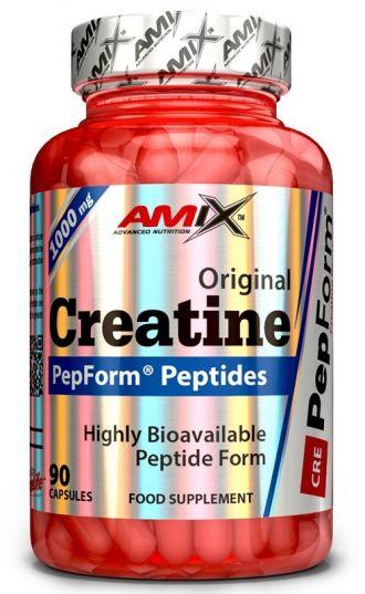 AMIX Creatine PepForm Peptides 90 kaps