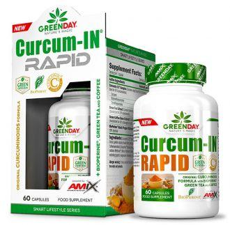 GreenDay Curcum-IN Rapid 60kaps