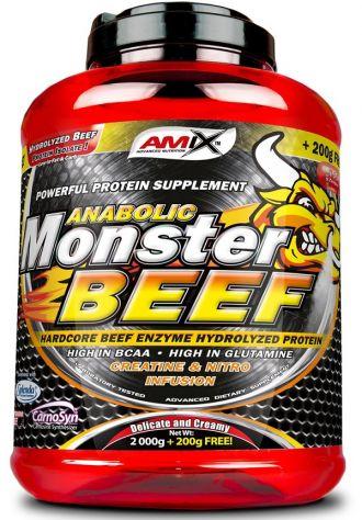 AMIX ANABOLIC MONSTER BEEF 90% 2200g