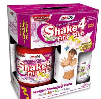 AMIX Shake4 Fit Slim + CarniLine Pro Fitness 2000