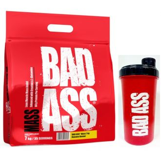 BAD ASS MASS 7000g + shaker