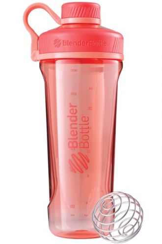 Blender Bottle Radian Tritan 650ml coral