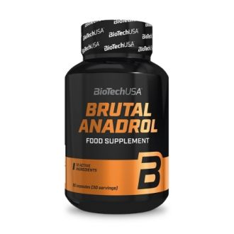 BioTech Brutal ANADROL 90 Caps