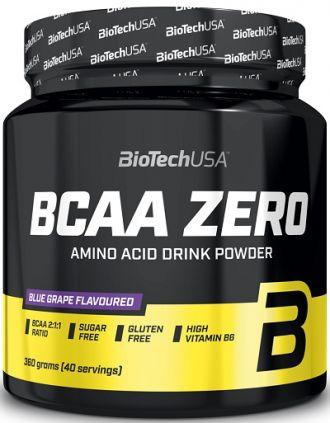 BioTech BCAA ZERO + GLUTAMINE ZERO
